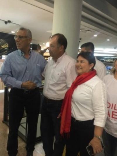 Afara hizo campaña proselitista en horario laboral en Ciudad del Este