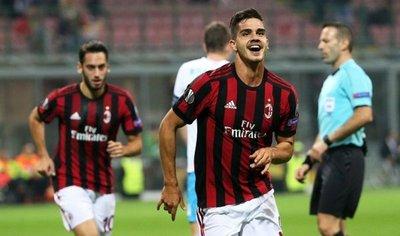 Milan, Arsenal, Lazio, Zenit, Niza y Kiev, marcan distancia