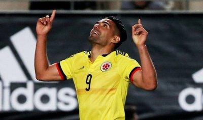 James y Falcao lideran llamado de Colombia para las últimas fechas