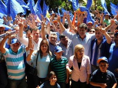 Lanzan Movimiento País en Yaguarón