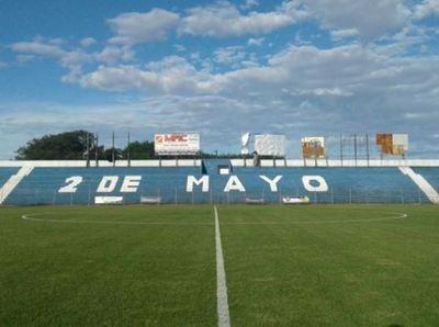 Trinidense jugará ante Cerro en Amambay