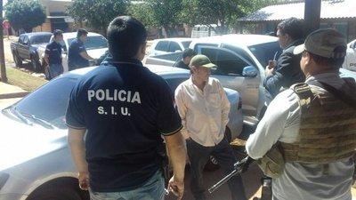 Cae socio comercial del jefe del PCC en Paraguay