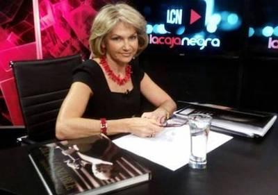Margarita dice: Se queda a pedido del público y que sus viajes son inversiones