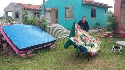 Piden donación de ropas para damnificados en San José de los Arroyos