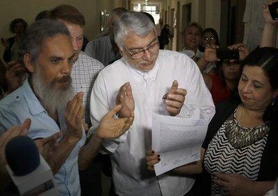 Alianza opositora es alternativa de futuro en el país, dice Fernando Lugo