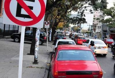 Vehículos con cepo o directo al 'corralón': PMT refuerza controles en Asunción