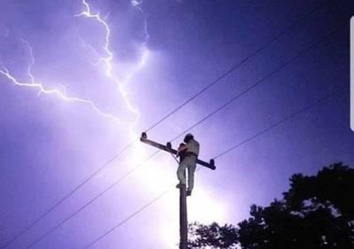 Tras temporal varias ciudades siguen sin luz