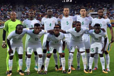 Nigeria, número 12 en la lista de clasificados