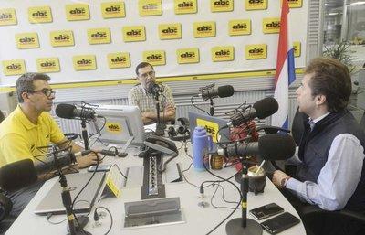 Luis Castiglioni dice que con Peña, Cartes pretende seguir en el poder