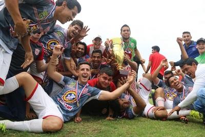 San Lorenzo campeón a Intermedia y Colegiales a Repesca en el Este
