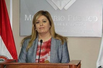 Sandra Quiñonez es la elegida de Cartes