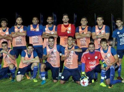 Paraguay está listo para medir a Venezuela