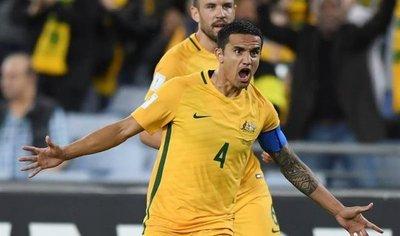Australia gana a Siria tras prórroga y será rival de cuarto de Concacaf