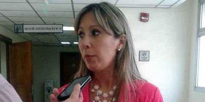 Fiscala informa al juez sobre rechazo de diligencias