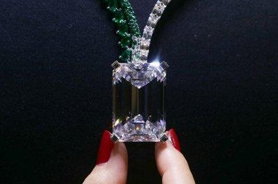 Christie's subastará el mayor diamante color D sin fisuras