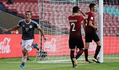 Los golazos de Paraguay en la victoria ante Turquía