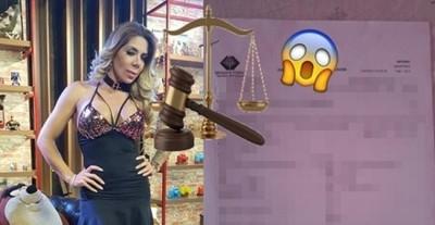 Redoblan acusaciones en contra de Paola Sánchez
