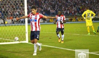 Búfalo Ovelar lleva a Junior a la final de Copa Águila