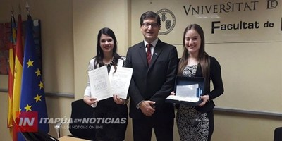 ESTUDIANTES DE DERECHO BICAMPEONES EN ESPAÑA