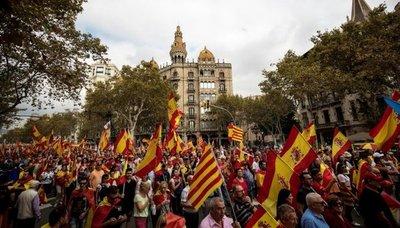 Aliados  piden al Gobierno de Cataluña proclamar  la independencia definitiva