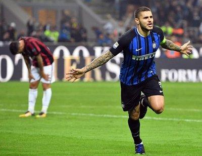 Inter manda en Milán