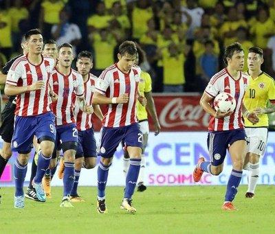Paraguay sube tres puestos en ranking FIFA