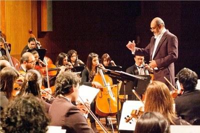 Recital de ensamble de violoncellos de la OSN