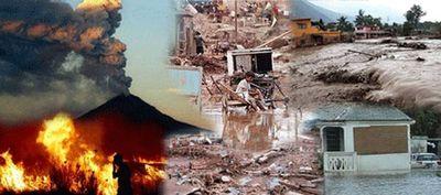 De huracanes, terremotos y otros fenómenos naturales