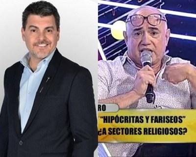 """Domingo Coronel respondió a Luis Bareiro: """"No tiene una neurona"""""""