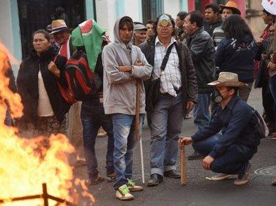 Campesinos retomarán movilizaciones tras fracaso de diálogo