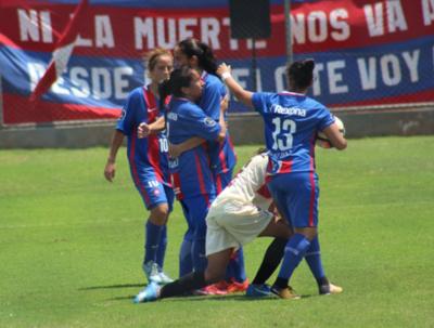 Cerro, a un paso de la final en Libertadores