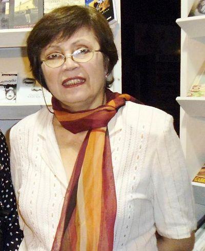Poetisa Susy Delgado gana el Premio Nacional de Literatura 2017