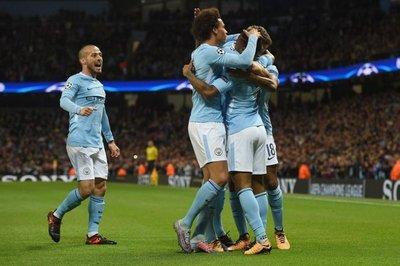 El City se queda con el triunfo ante Napoli