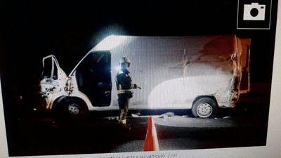 Dos paraguayos mueren en accidente de tránsito en España