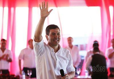 Santiago Peña lamenta actitud de Marito de no querer debatir