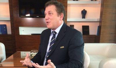 Alejandro, preocupado por los controles antidopaje en el fútbol argentino