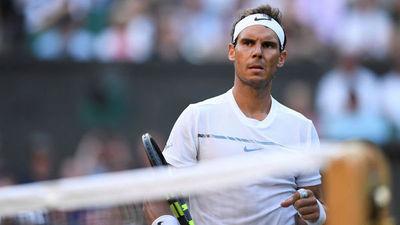 Nadal se despidió de Wimbledon