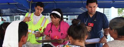 Brigada de médicos estadounidenses atenderá en el Hospital de Itauguá