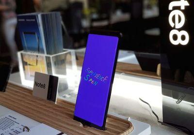 Samsung Paraguay anuncia la llegada del Galaxy Note8 al país
