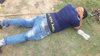 Cae supuesto homicida de policía