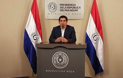 Baruja anuncia que mañana presentará renuncia al MAG