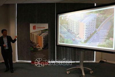 Lanzan viviendas verticales con cuotas a partir de G. 2.500.000