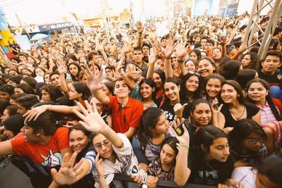 El furor de los youtubers llega a Paraguay
