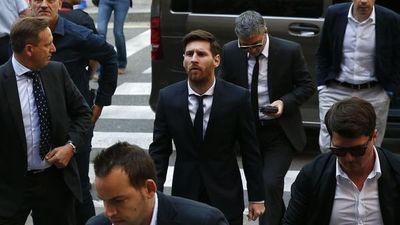 La Fiscalía acepta cambiar la condena a 21 meses de cárcel a Messi por una multa