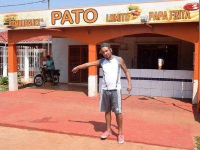 Atracan comercio gastronómico frente a comisaría