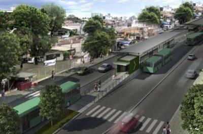Precio del pasaje en el metrobús rondaría entre G. 8.000 y 10.000, estiman
