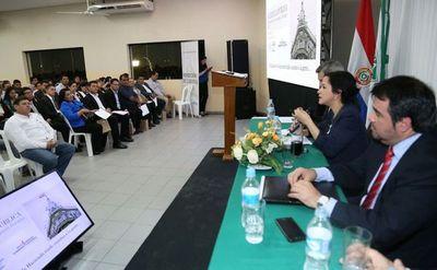 Autoridades de Hacienda rindieron cuentas de gestión en Cnel. Oviedo