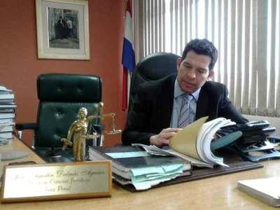 Juez declara rebeldía de procesado por chicanero