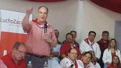 Chantaje en Itaipú