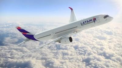 LATAM anuncia nuevas rutas a Europa y Estados Unidos